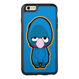 Grover Zombie OtterBox iPhone 6/6s Plus Case