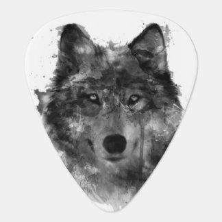 Groverallman Guitar Pick/Wolf