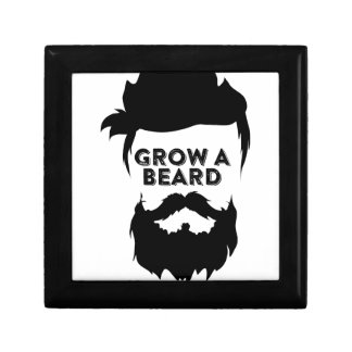 Grow a beard then we will talk gift box
