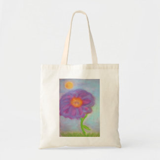 Grow a Strong Stem tote bag
