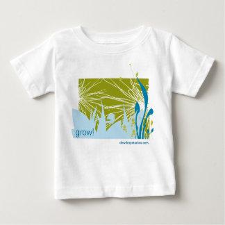 grow baby, grow! baby T-Shirt
