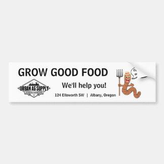 Grow Good Food Bumper Sticker