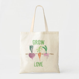 Grow Love Tote