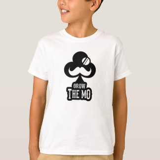 Grow The Mo - Youth T-Shirt - Clubs Edition