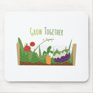 Grow Together Mouse Pads