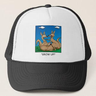Grow Up! Trucker Hat