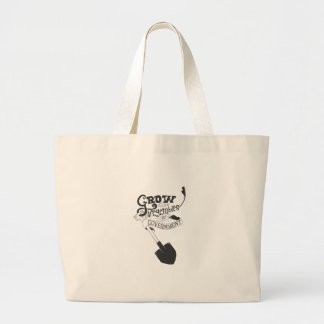 Grow Vegetables Not Government Bag