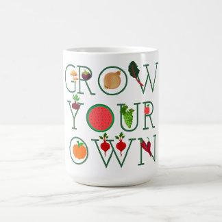 Grow Your Own Coffee Mug