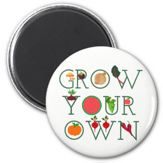 Grow Your Own Magnet