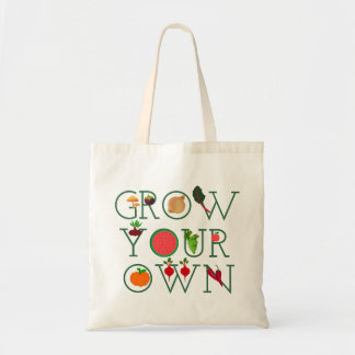 Grow Your Own Tote Bag