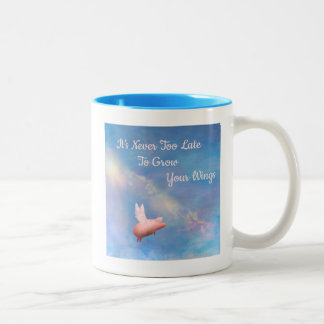 Grow Your Wings Mug