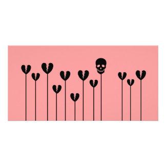 Growing Broken Hearts Photo Cards