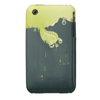 Growing monsters iPhone 3 Case-Mate cases
