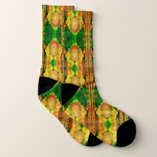 Growing Mystery Socks