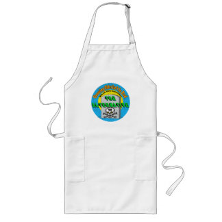 Growing Older 40th Birthday Gifts Long Apron