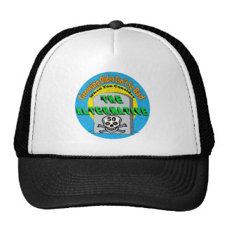 Growing Older 50th Birthday Gifts Hat