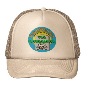 Growing Older 80th Birthday Gifts Mesh Hats