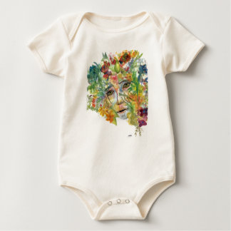 Growing Pains Baby Bodysuit