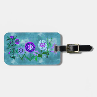 Growing Peace Luggage Tag