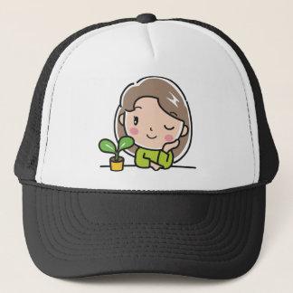 Growing Plants Trucker Hat