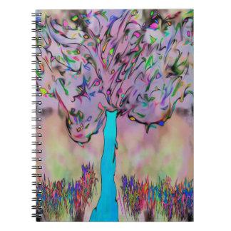 growing wild notebook