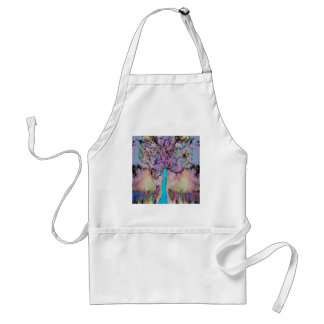 growing wild standard apron