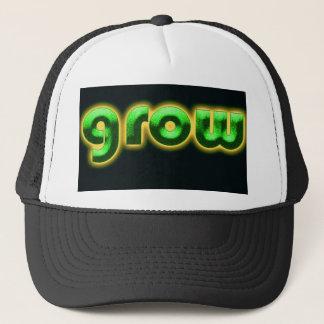 GROWLOGO TRUCKER HAT