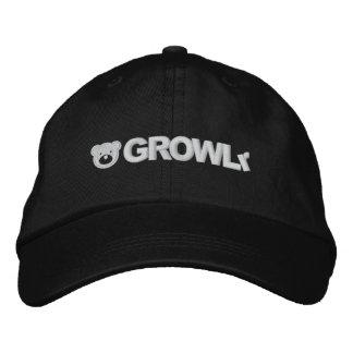 GROWLr Adjustable Hat Baseball Cap