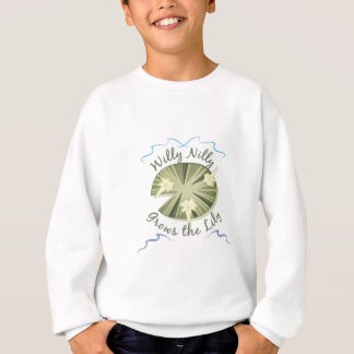 Grows The Lily Sweatshirt