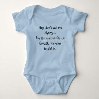 Growth Hormone Humor Baby Bodysuit