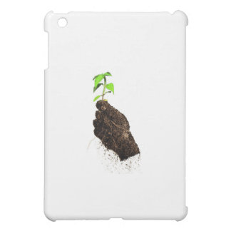 Growth in Hand iPad Mini Cover