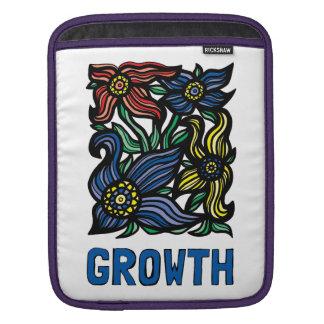"""""""Growth"""" iPad, iPad Mini, MacBook Air Sleeve"""