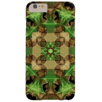 Growth Octagon Mandala Barely There iPhone 6 Plus Case