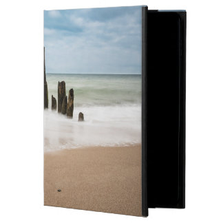 Groynes on shore of the Baltic Sea Powis iPad Air 2 Case