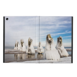 Groynes on the Baltic Sea coast iPad Air Case