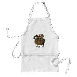 grr beware of the podge standard apron