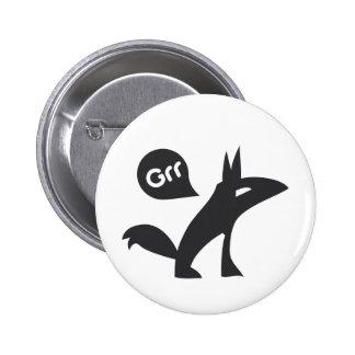 Grr Esprit Noir Pin