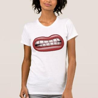 grr-mouth-T T-shirt
