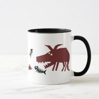 Gruff & Prickles Mug