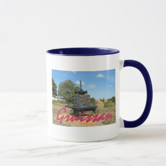 Gruissan Grape harvest Mug