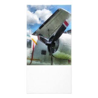 Grumman C-1A Trader Picture Card