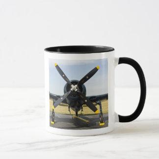 Grumman F8F Bearcat Navy Carrier Fighter on the Mug