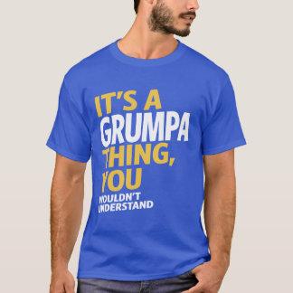 Grumpa Thing T-Shirt