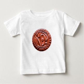 Grumpy Baby says NO! Baby T-Shirt