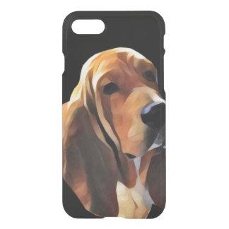 Grumpy Basset iPhone 8/7 Case