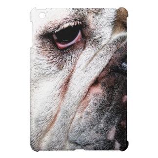 Grumpy Bulldog iPad Mini Case