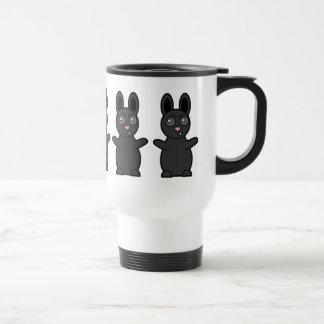 Grumpy Bunny Has Beef with YOU Coffee Mug