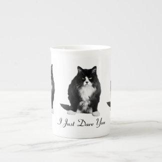 Grumpy Cat Bone China Cup