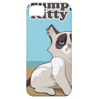 Grumpy cat case for the iPhone 5