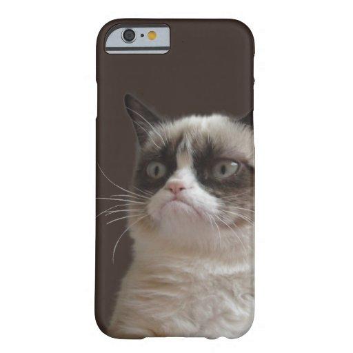 Grumpy Cat Glare iPhone 6 Case